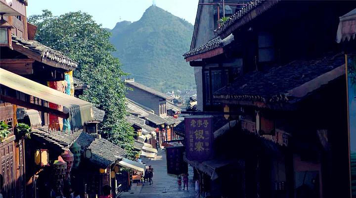 青岩古镇旅游图片