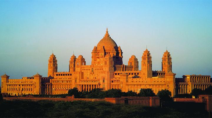 乌迈德布哈旺王宫旅游图片