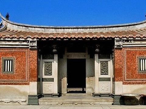 蔡氏古民居旅游景点图片
