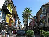 库塔洋人街