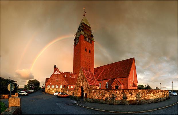 Masthuggskyrkan教堂旅游图片