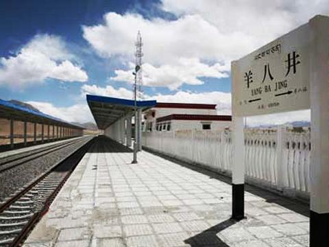 羊八井站旅游景点图片