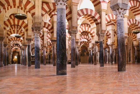 科尔多瓦清真寺旅游图片