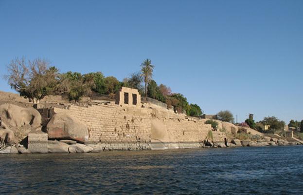 阿斯旺象岛旅游图片
