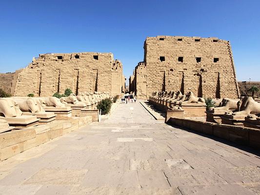 卡尔纳克神庙旅游图片