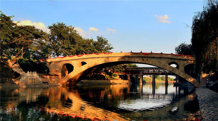 赵州桥旅游图片