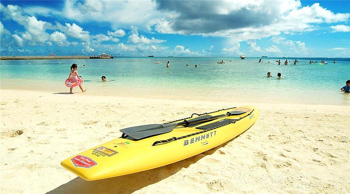 美人鱼岛旅游图片