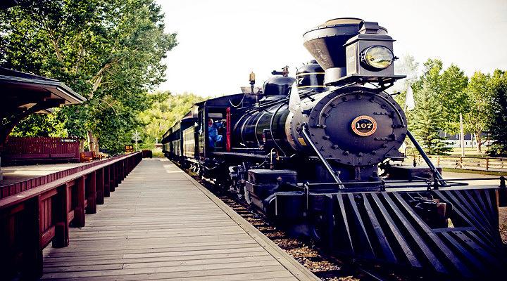 埃德蒙顿古堡公园旅游图片