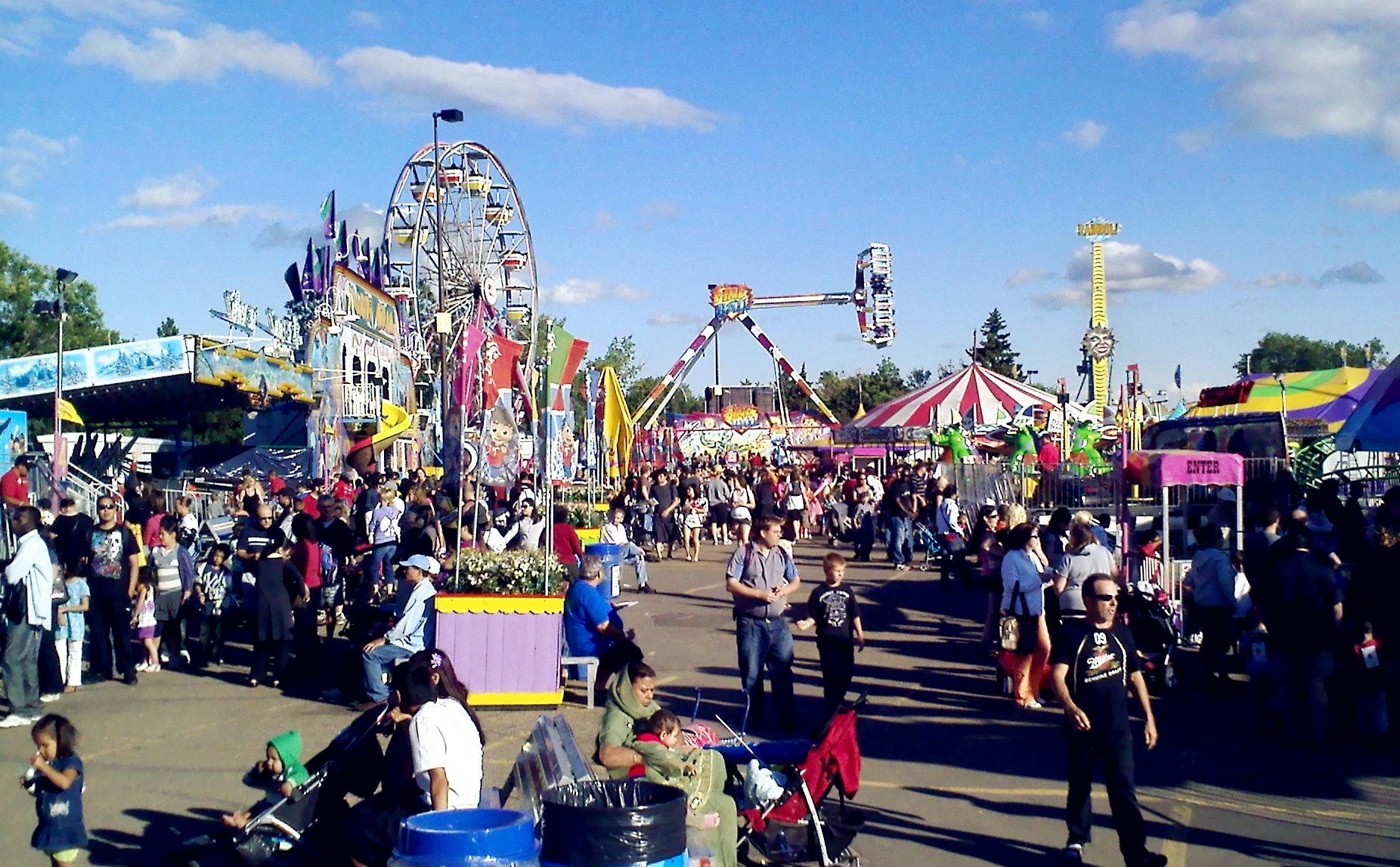 埃德蒙顿首都节(Edmonton's Capital EX)