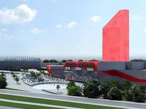 Arena Centar Mall旅游景点图片
