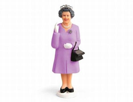 趣味女王摆件