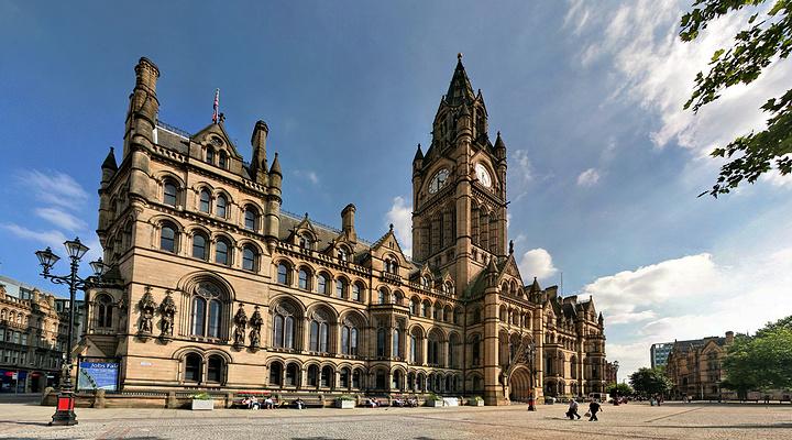 曼彻斯特博物馆旅游图片