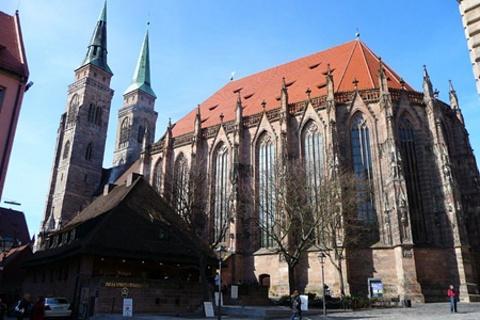 圣塞巴尔德大教堂的图片