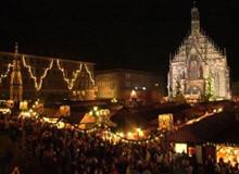 纽伦堡圣婴圣诞集市