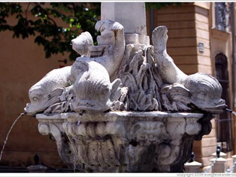 四海豚广场旅游景点图片
