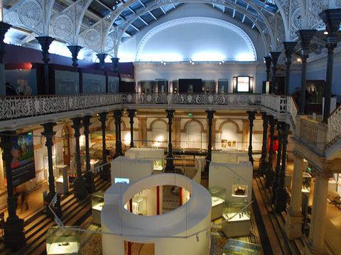 瓦莱塔国家考古博物馆旅游景点图片