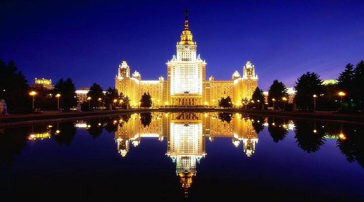 莫斯科大学旅游图片