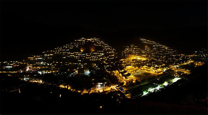 西江夜景旅游图片