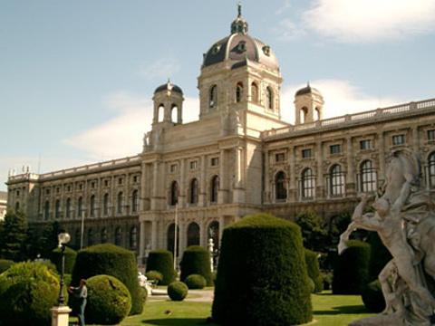 玛丽亚·特蕾西亚广场旅游景点图片