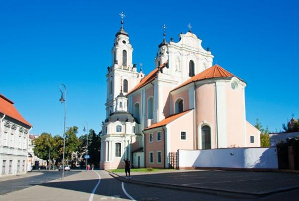 圣凯瑟琳教堂旅游图片