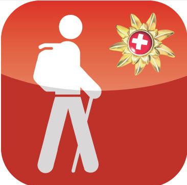 瑞士徒步旅行APP