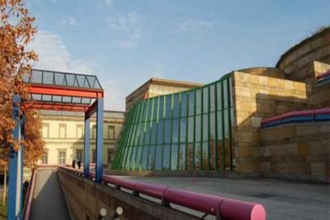 斯图加特国立美术馆