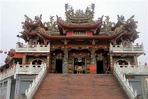 三山国王庙的图片
