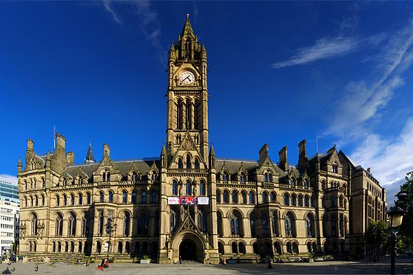 曼彻斯特市政厅旅游图片