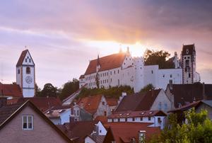霍厄宫Hohes Schloss