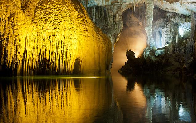 杰达溶洞旅游图片