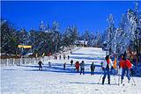 峨眉山滑雪场