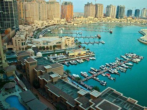 卡塔尔明珠旅游景点图片