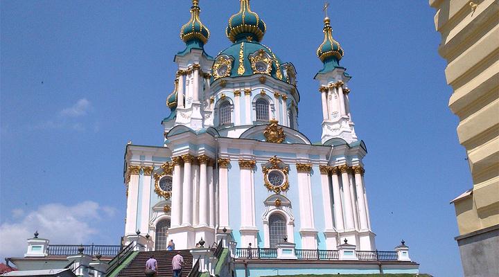 圣安德鲁教堂旅游图片