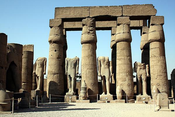 卢克索神庙旅游图片