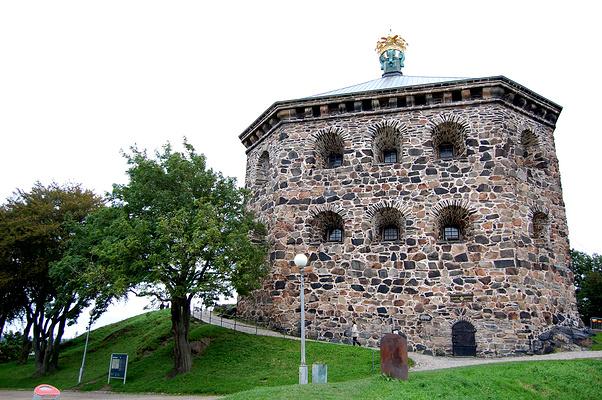斯堪森堡旅游图片