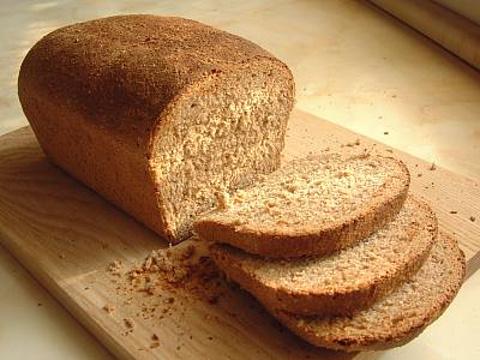 黑麦面包(Brown Bread)