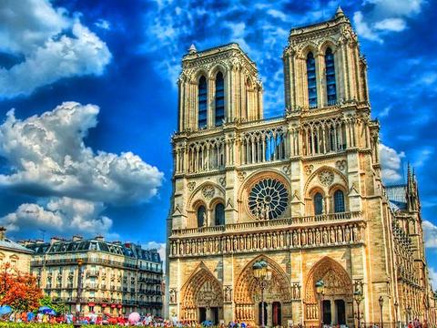 圣母大教堂旅游景点图片