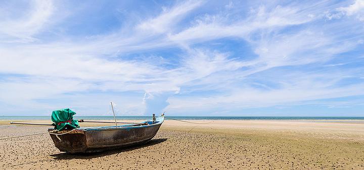 华欣海滩旅游图片
