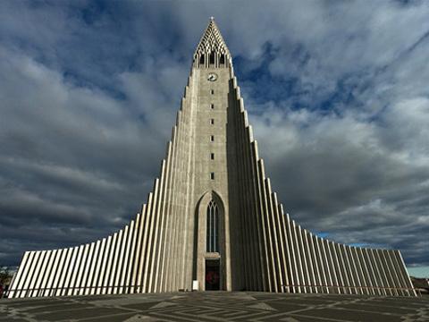 哈尔格林姆斯教堂旅游景点图片