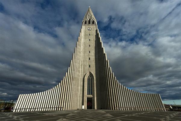 哈尔格林姆斯教堂旅游图片