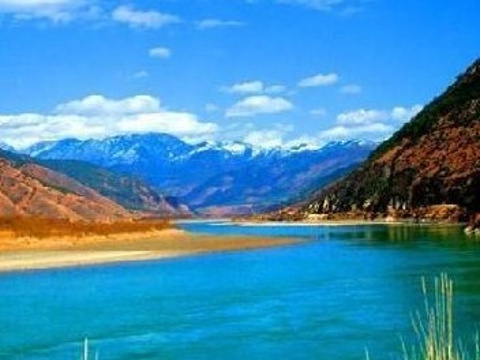 沱沱河的图片