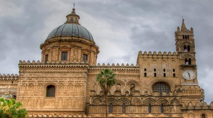巴勒莫主教座堂旅游图片