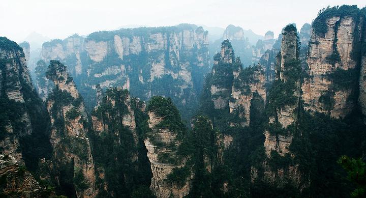 张家界旅游图片