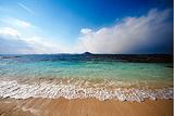 珊瑚沙海水浴场