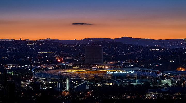 梅赛德斯-奔驰竞技场旅游图片