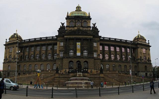 国家博物馆旅游图片