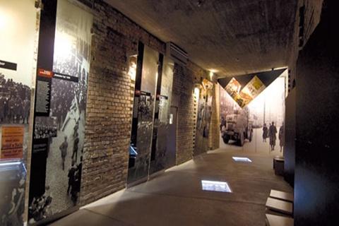 纳粹集结地档案中心