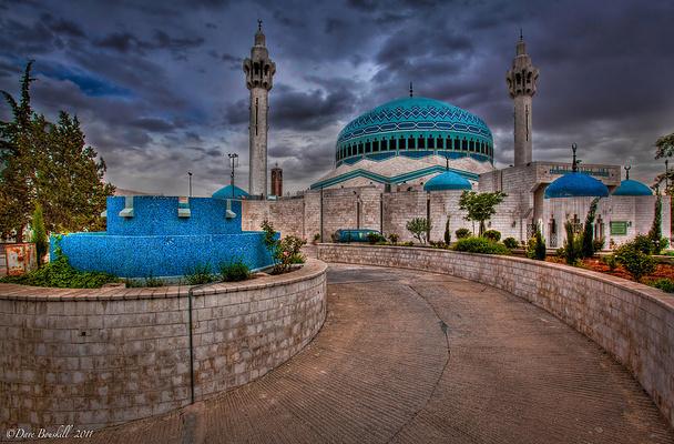 阿卜杜拉国王清真寺旅游图片