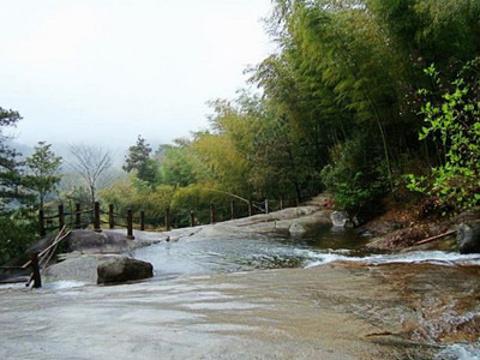 汪湖生态游览区旅游景点图片