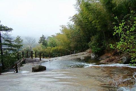 汪湖生态游览区